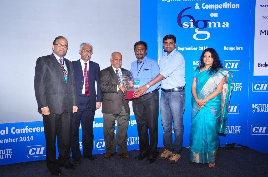 Ramanan along with Juries and Experts While Giving Away the Award