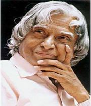 Honarable Former President of India - DR APJ Abdul Kalam