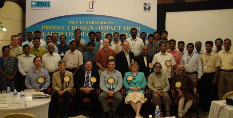 Indo US Experts and Delegates