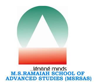 MS Ramiah School of Advanced Studies, Banagalore