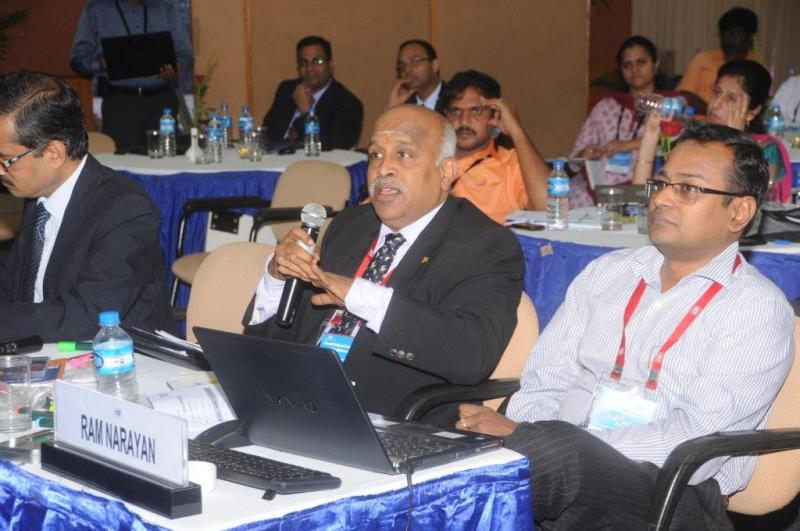 Ramanan Honored to Learn from Elite Industry Leaders of India