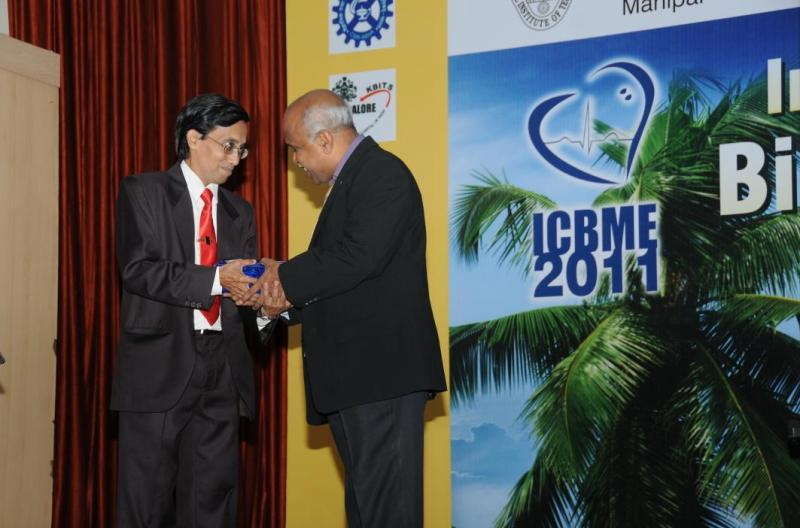Pleanary Lecture At International Conf on Bio Medical Engineering, Manipal