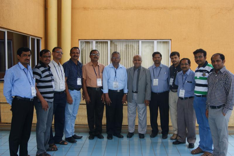 Ramanan With Learned Particpants of RAISE Workshop